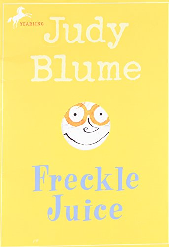 Freckle Juice: Judy Blume