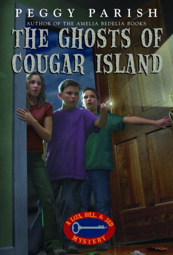 9780440428725: The Ghosts of Cougar Island (Liza, Bill & Jed Mysteries)