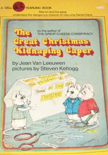 9780440432203: Great Christmas Kidnapping Caper