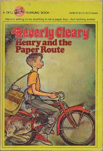 9780440432982: HENRY AND THE PAPER ROUTE
