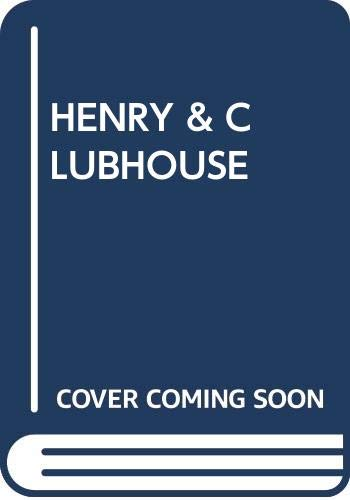 9780440433057: Henry and the Clubhouse (Henry Huggins)