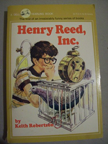 Henry Reed, Inc.: Keith Robertson