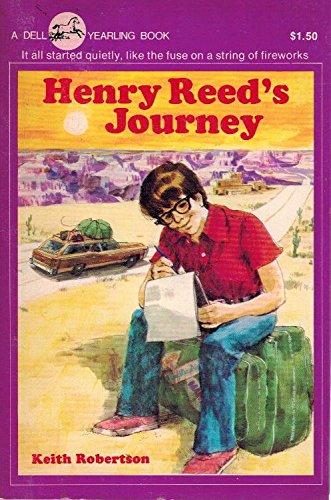 9780440435556: Henry Reeds Journey