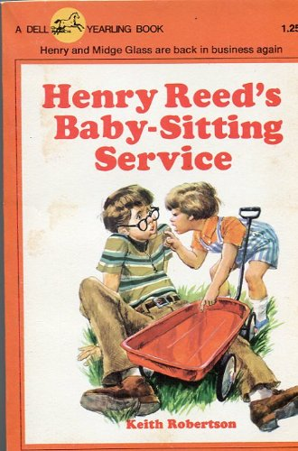 9780440435655: Henry Reed's Baby-Sitting Service
