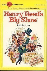 9780440435709: Henry Reed's Big Show