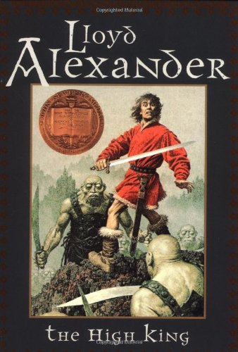 9780440435747: The High King (Pyrdain Chronicles)
