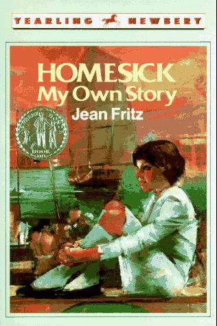 Homesick: My Own Story (Yearling Book): Fritz, Jean