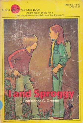 I and Sproggy: Constance C. Greene