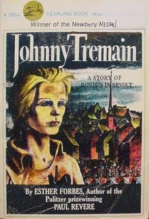 9780440442509: Johnny Tremain