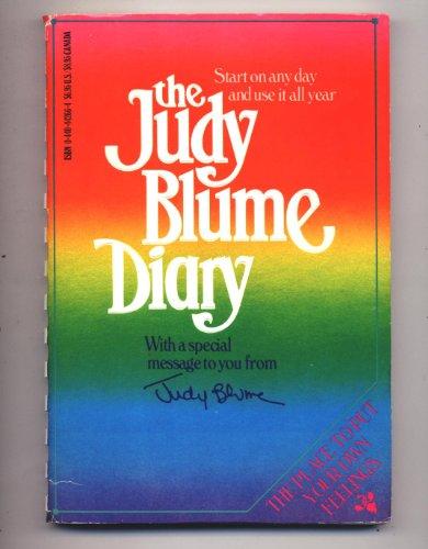 9780440442660: Judy Blume Diary