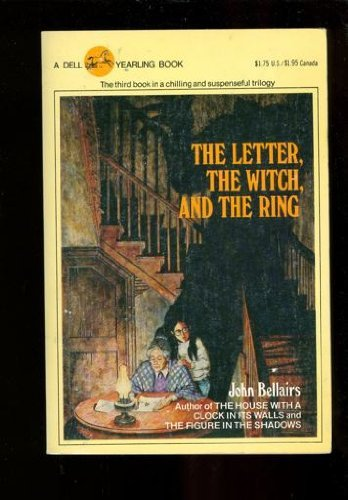 9780440447221: LETTER THE WITCH AND THE RING THE