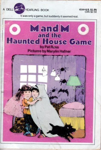 9780440455448: M and M and the Haunted House Game