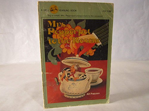 9780440455974: Title: Mrs Pepperpot to the Rescue