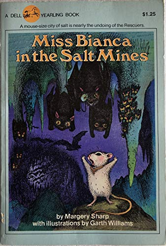 9780440457176: Miss Bianca in the Salt Mines
