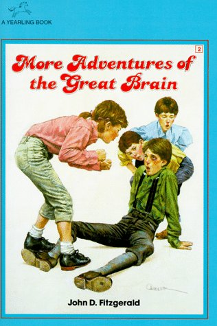 9780440458227: More Adventures of the Great Brain (Dell Yearling Book)