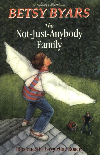 9780440459514: The Not-Just-Anybody Family (Yearling Book)