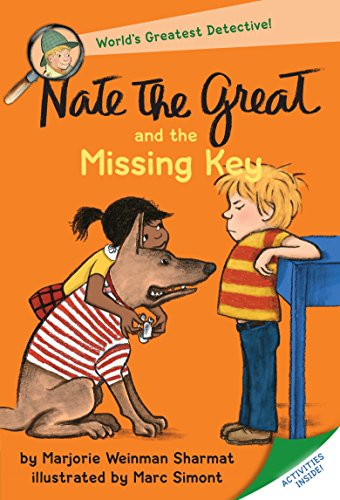 Nate the Great and the Missing Key: Sharmat, Marjorie Weinman