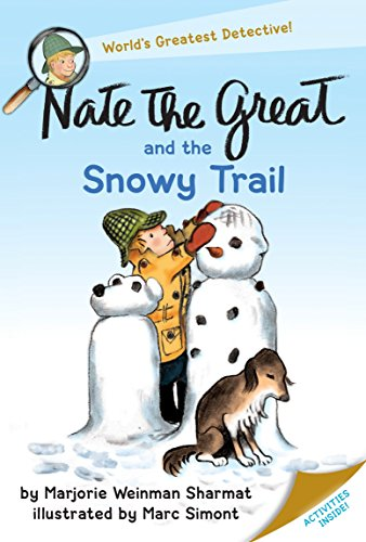 9780440462767: Nate the Great and the Snowy Trail