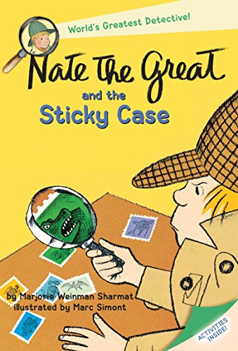 9780440462897: Nate the Great and the Sticky Case