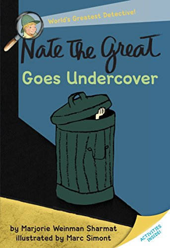 9780440463023: Nate the Great Goes Undercover