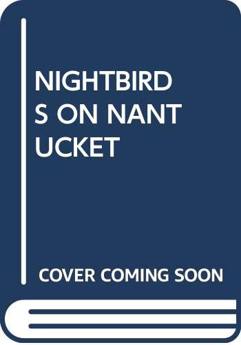 9780440463702: NIGHTBIRDS ON NANTUCKET