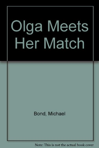 9780440466222: Olga Meets Her Match