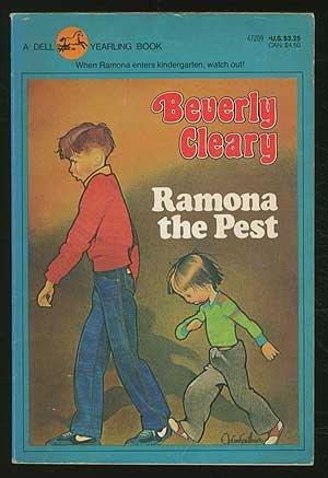9780440472094: RAMONA THE PEST (Ramona Quimby (Paperback))