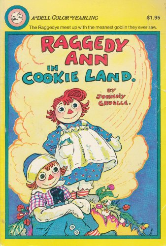 9780440473251: Raggedy Ann in Cookie Land