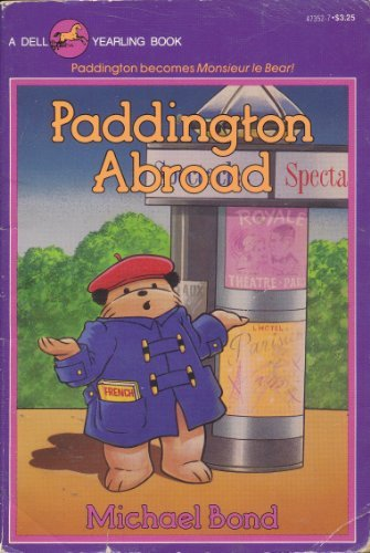 9780440473527: Paddington Abroad