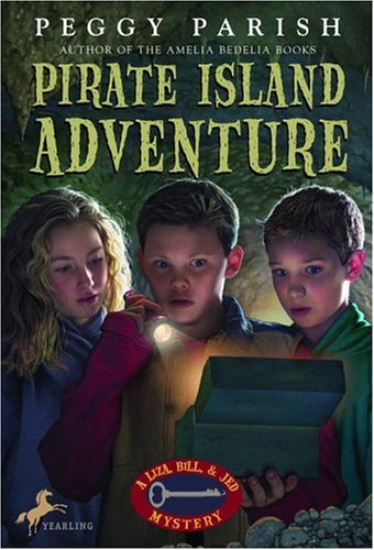 9780440473947: Pirate Island Adventure (Liza, Bill & Jed Mysteries)