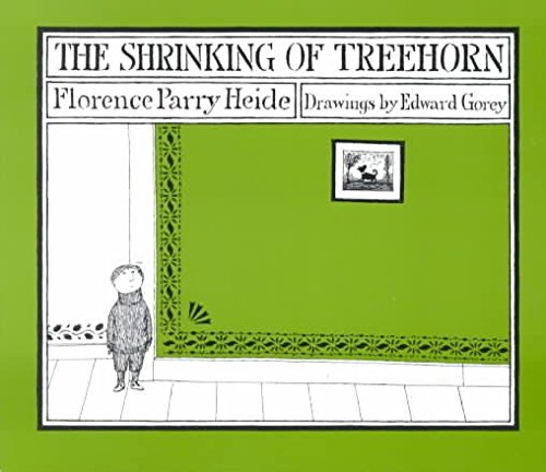 9780440476849: Title: The Shrinking of Treehorn