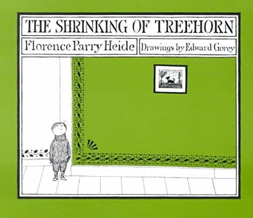 9780440476849: The Shrinking of Treehorn