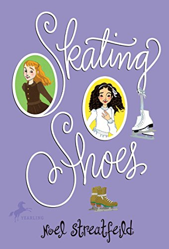 Skating Shoes 9780440477310 The beloved Noel Streatfeild classic back in print! It's a stroke of great luck when Harriet Johnson's doctor prescribes skating after an illness that has left her feeling frail and listless. For on her very first day at the rink, Harriet meets orphaned Lalla Moore, who is being brought up by her wealthy aunt Claudia to be a skating champion. Although they have little in common, the girls form a fast friendship. Harriet is energized by talented, funny Lalla, and Lalla in turn blossoms under the affection of openhearted Harriet. The girls skate together more and more. But just as Lalla's interest in skating starts to fade, Harriet's natural talent begins to emerge. Suddenly Lalla and Harriet seem headed in two very different directions. Can their friendship survive?