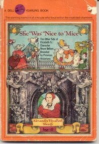 "She Was Nice to Mice: Alexandra Elizabeth ""Ally"""