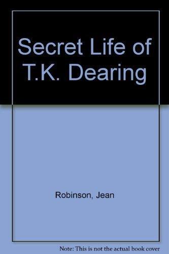 9780440479277: Secret Life of T.K. Dearing