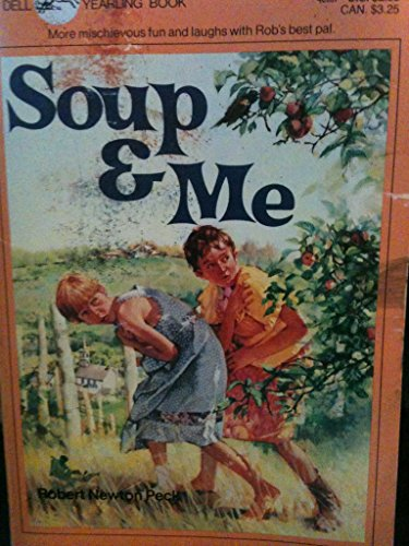 9780440481874: Soup and Me