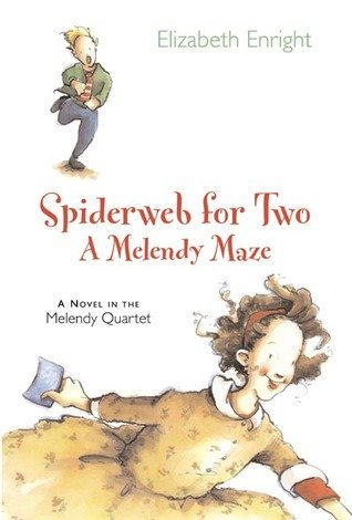 9780440482031: Spiderweb for Two: A Melendy Maze