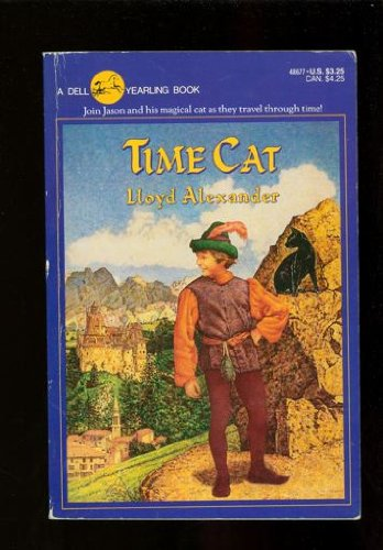 9780440486770: Time Cat