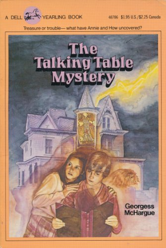 9780440487869: The Talking Table Mystery