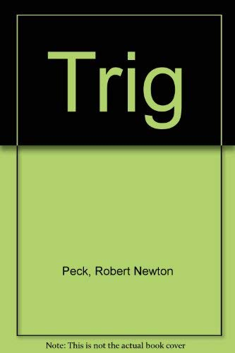 Trig (0440490987) by Peck, Richard