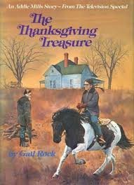Thanksgiving Treasure, The: Rock, Gail