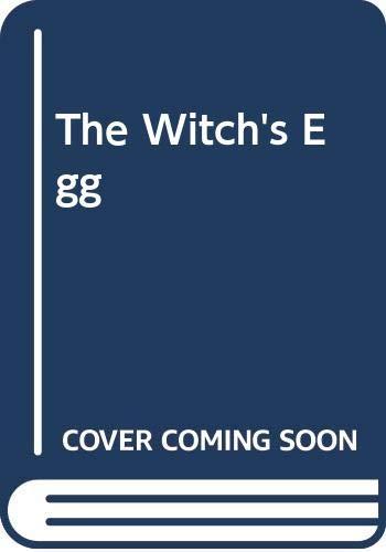 The Witch's Egg: Madeleine Edmondson
