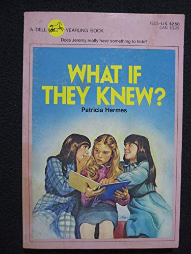 9780440495154: What If They Knew?