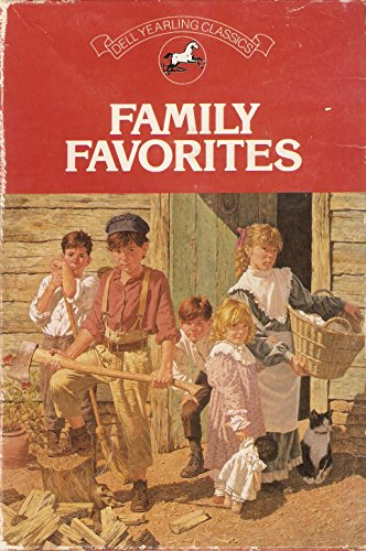 Family Favorites Boxed Set: Five Little Peppers and How They Grew, Rebecca of Sunnybrook Farm, Doctor Dolittle: a Treasury