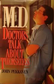 9780440500285: M.D.: Doctors Talk About Themslelves
