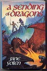 9780440502296: A Sending of Dragons (Pit Dragon Chronicles)