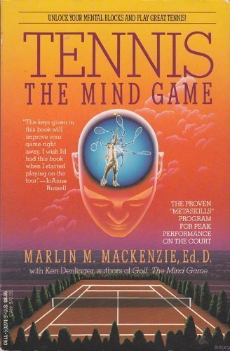 9780440502715: Tennis: The Mind Game
