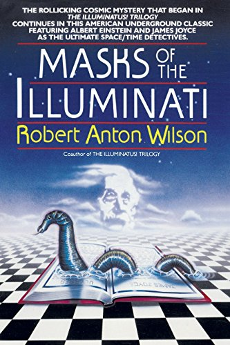 9780440503064: Masks of the Illuminati: A Novel