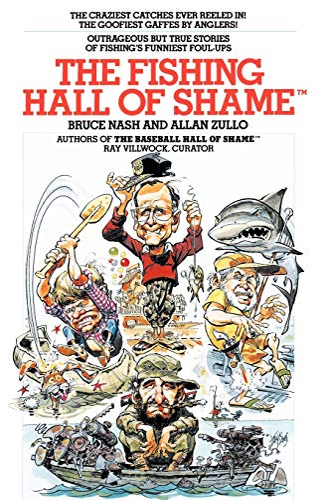 9780440503187: The Fishing Hall of Shame