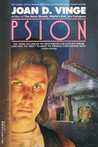 9780440503408: Psion (Cat)